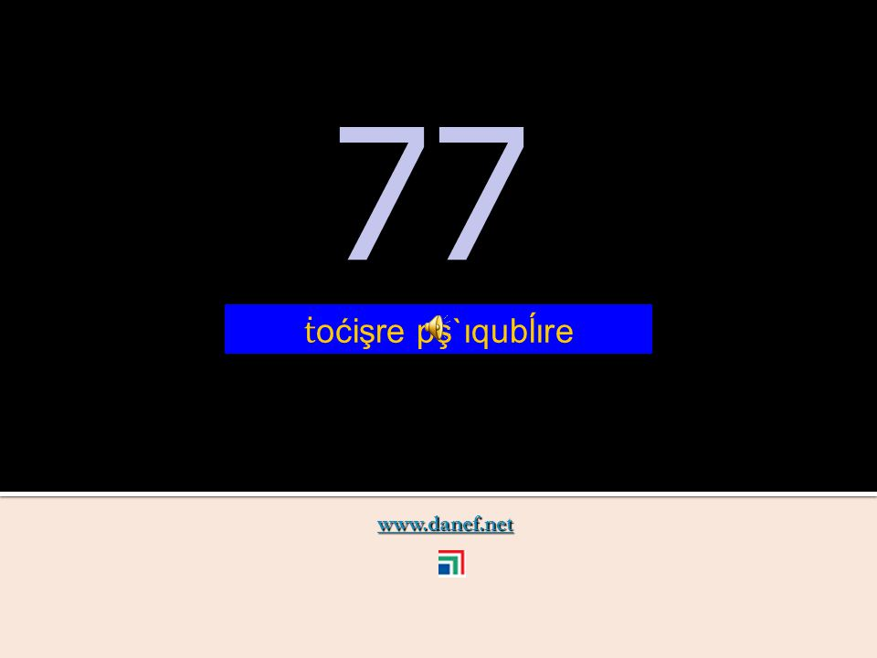 www.danef.net 76 76 ṫ oćişre pş`ıquxıre