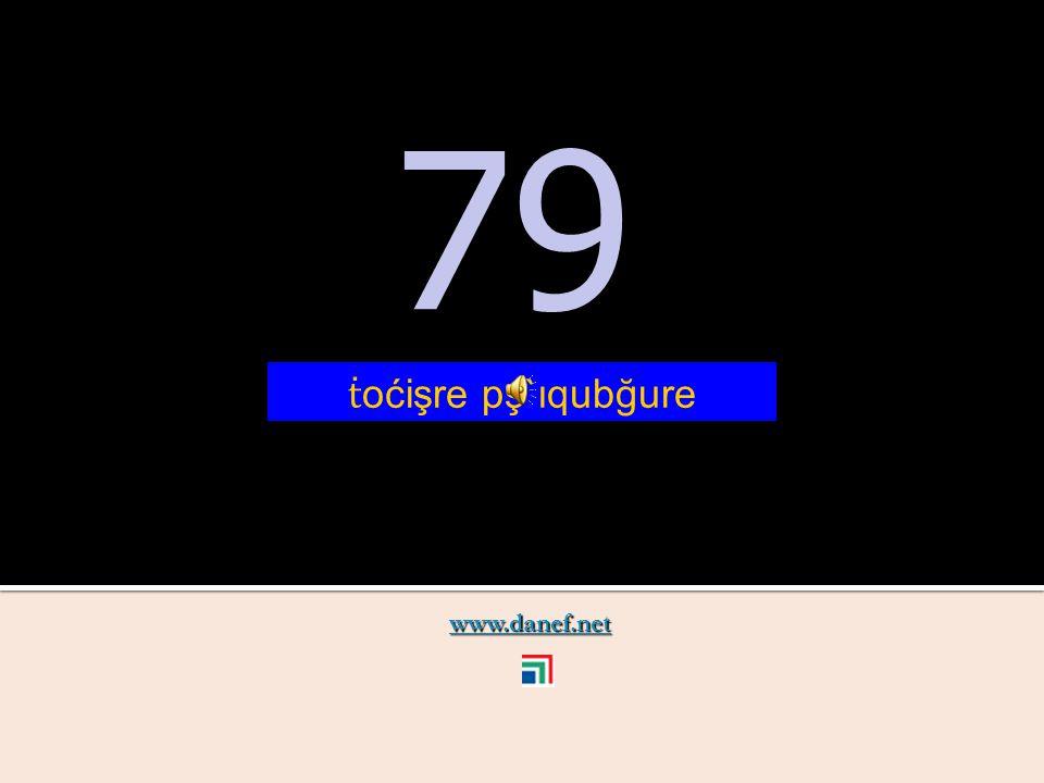 www.danef.net 78 78 ṫ oćişre pş`ıquyire