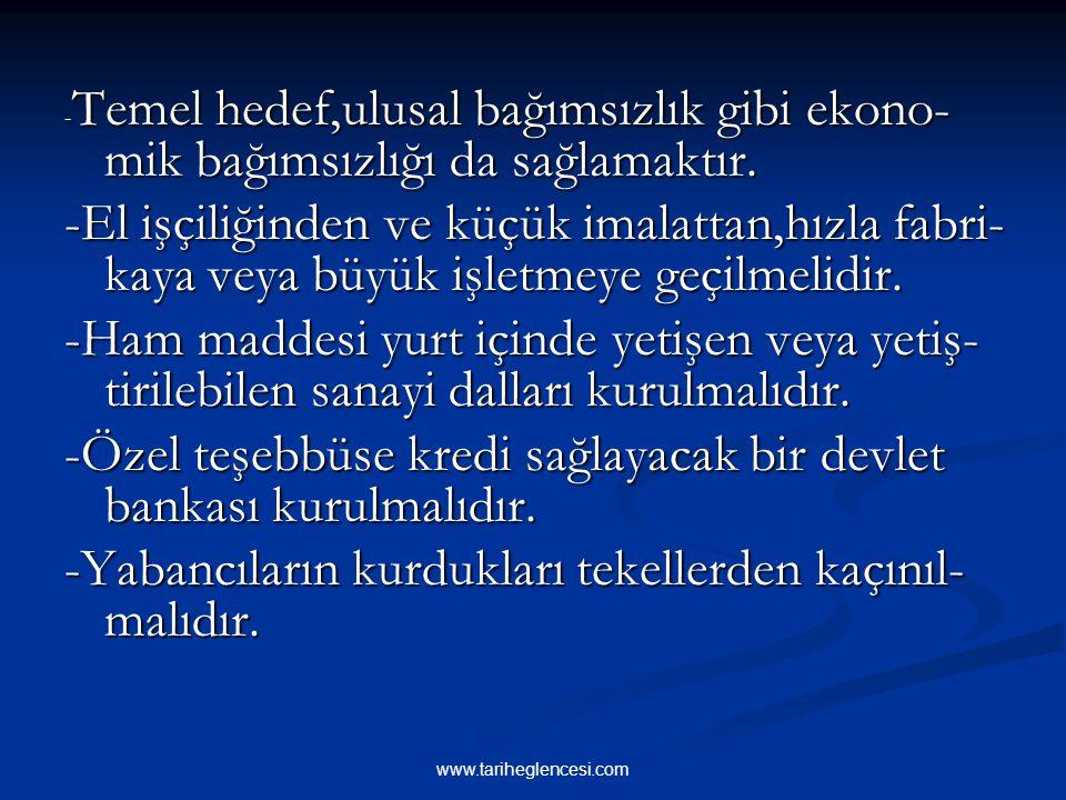 - Türk milleti,milli egemenliğini,kanı ve canı pahasına elde ettiğinden,hiçbir şeye feda edemez ve milli egemenliğe dayanan Mec- lis'e ve Hükümeti'ne