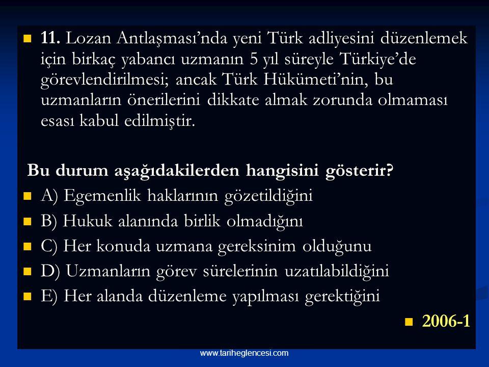 60. Lozan Barış Antlaşması'ndan sonra Türkiye'deki yabancı okulların binalarındaki dini izlerin ve işaretlerin 60. Lozan Barış Antlaşması'ndan sonra T