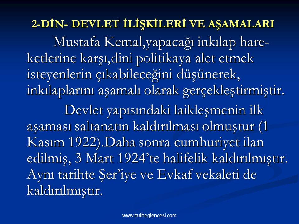 II.Mahmud ve Tanzimat Devri'nde İslam huku- kunda yer alan eksiklikler batı hukukundan yararlanılarak çözülmeye çalışılmıştır.Tanzimat Dönemi'nde özel