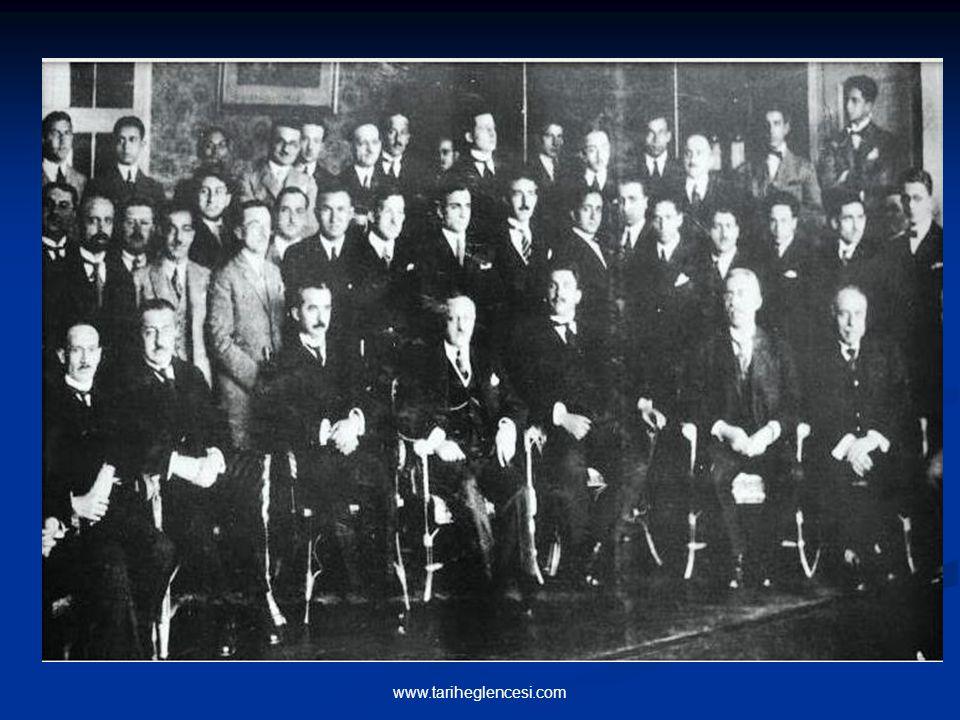 a-Lozan Antlaşması (24 Temmuz 1923) Konferansa gitmeden önce delegelerden, Kapitülasyonlar ve Ermeni yurdu konusunda kesinlikle taviz verilmemesi iste