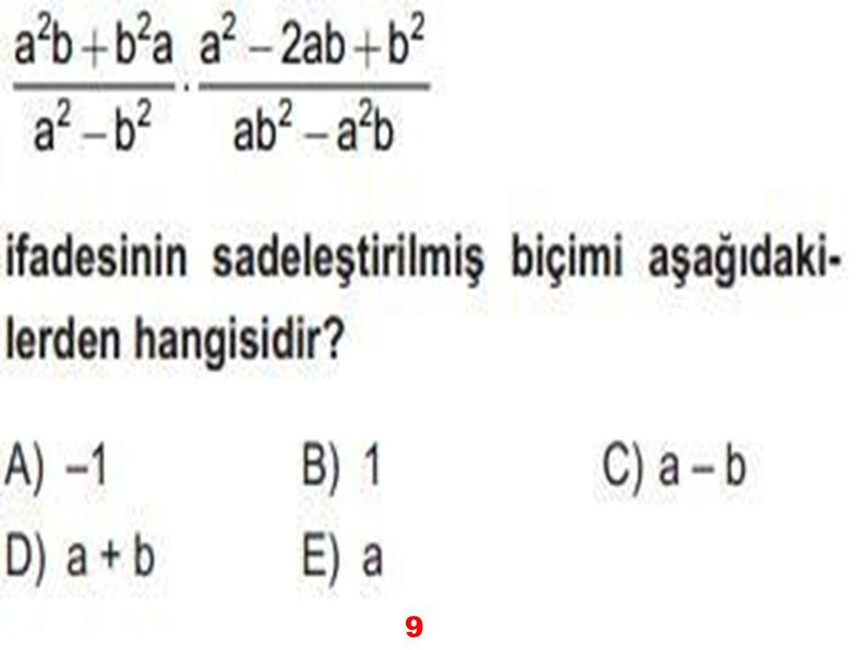  (a+b)²-(a-b)² ↓ ↓ (a+b) (a-b) =(a+b+a-b).(a+b-a+b) = 2a.2b = 4ab 8