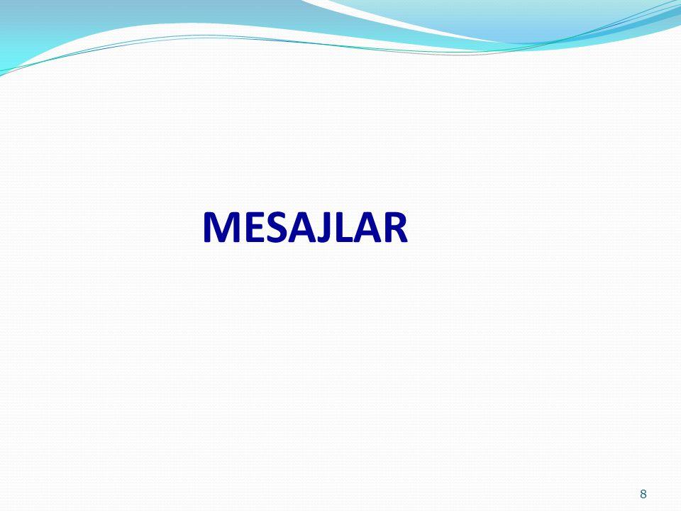 MESAJLAR 8