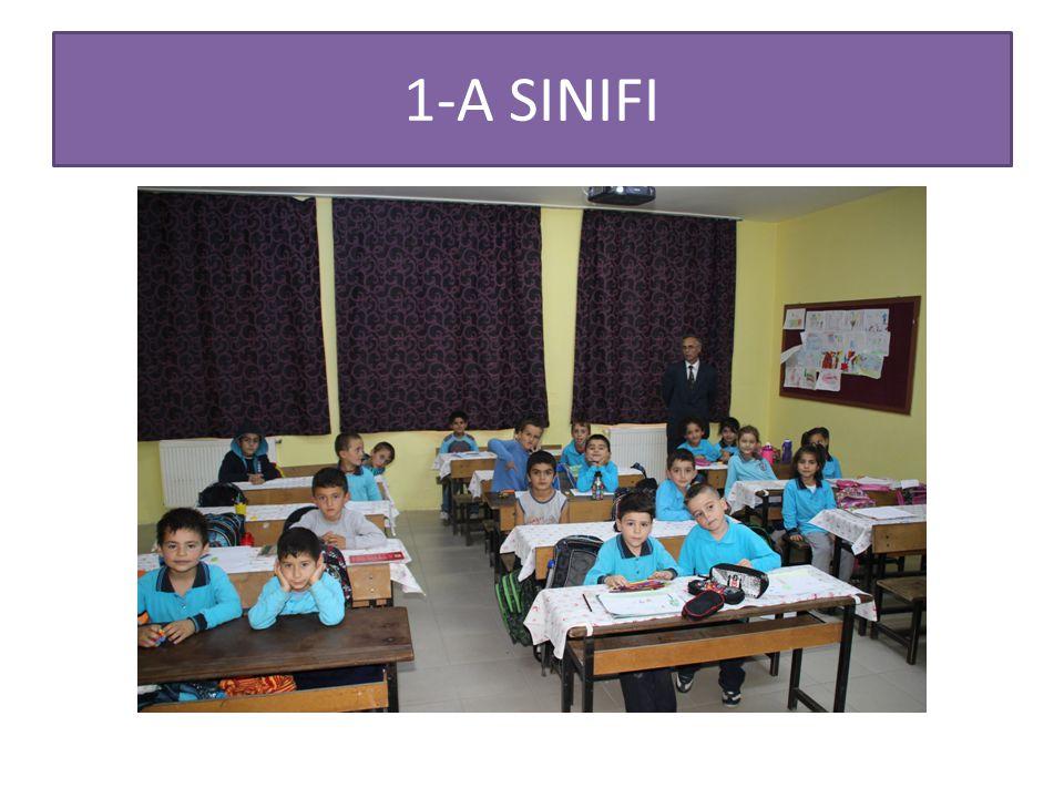 1-A SINIFI