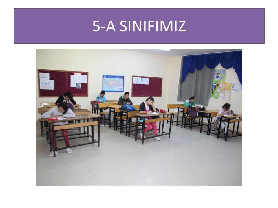 5-A SINIFIMIZ