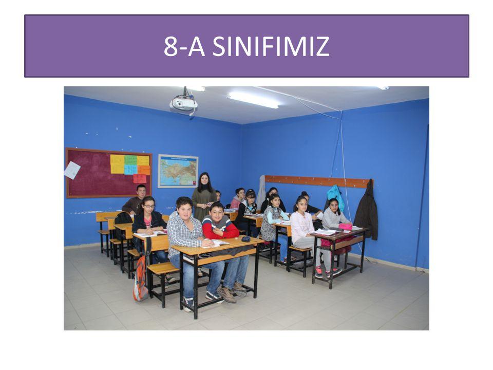 8-A SINIFIMIZ