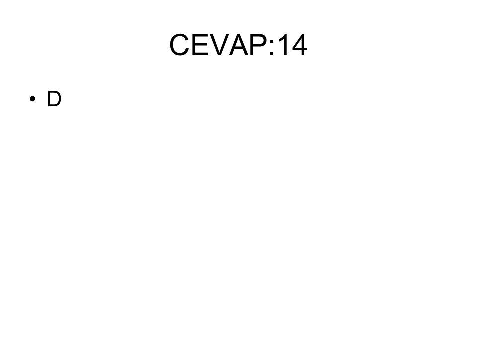 CEVAP:14 D