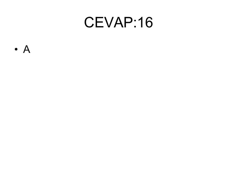 CEVAP:16 A