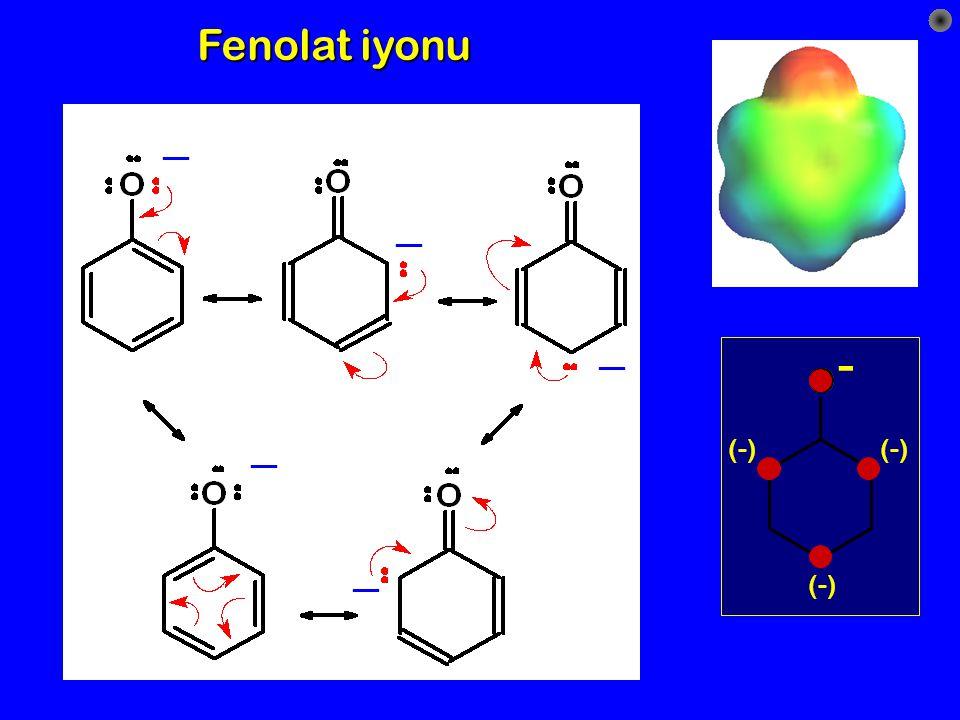 Fenolat iyonu Fenolat iyonu - (-)