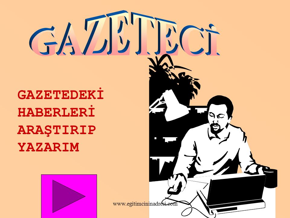 TELEVİZYONDA HABERLERİNİZİ BEN OKURUM www.egitimcininadresi.com