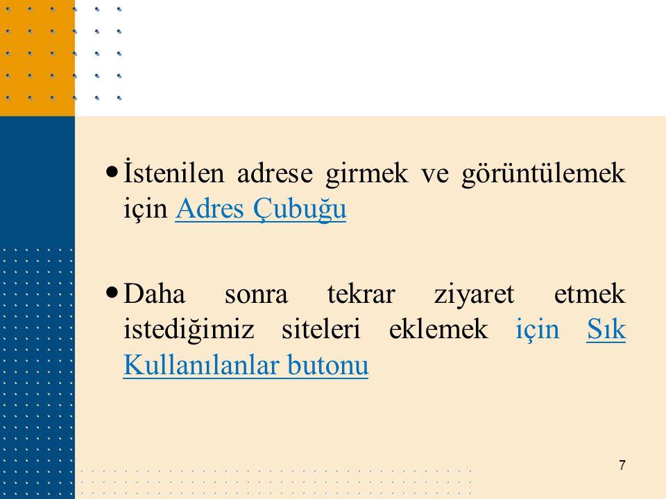 Sanal Müzeler Sanal Müzeler http://www.kultur.gov.tr/TR,28897/muzeler.html http://www.kultur.gov.tr/TR,28912/saraylar.html http://www.360tr.com/dolmabahce