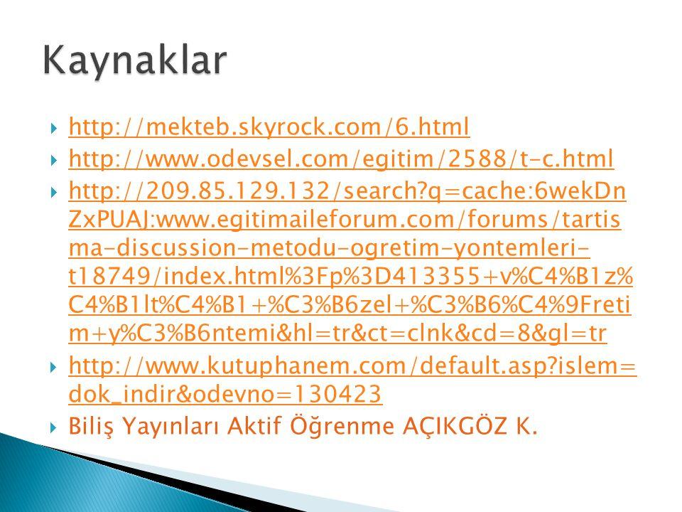  http://mekteb.skyrock.com/6.html http://mekteb.skyrock.com/6.html  http://www.odevsel.com/egitim/2588/t-c.html http://www.odevsel.com/egitim/2588/t