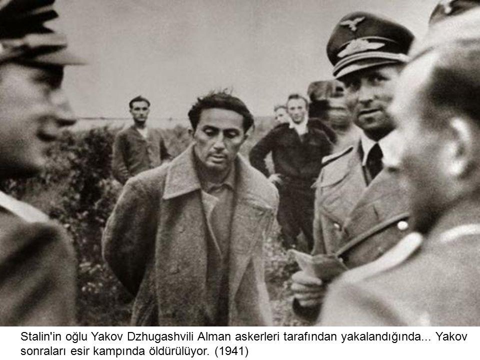 Nazi işgalinden fazlasıyla endişeli olan bir Fransızın gözyaşları... B