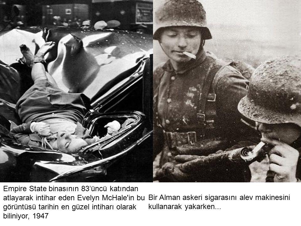 Naziler yahudi tezgahlarından alışveriş yapılmaması için halkı yönlendirirken... 1933... SO
