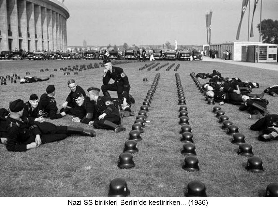 Yol 1938... Avusturya'da genç Yahudi kadın bir bankta otururken... Bankın üzerinde yazan ise şu: