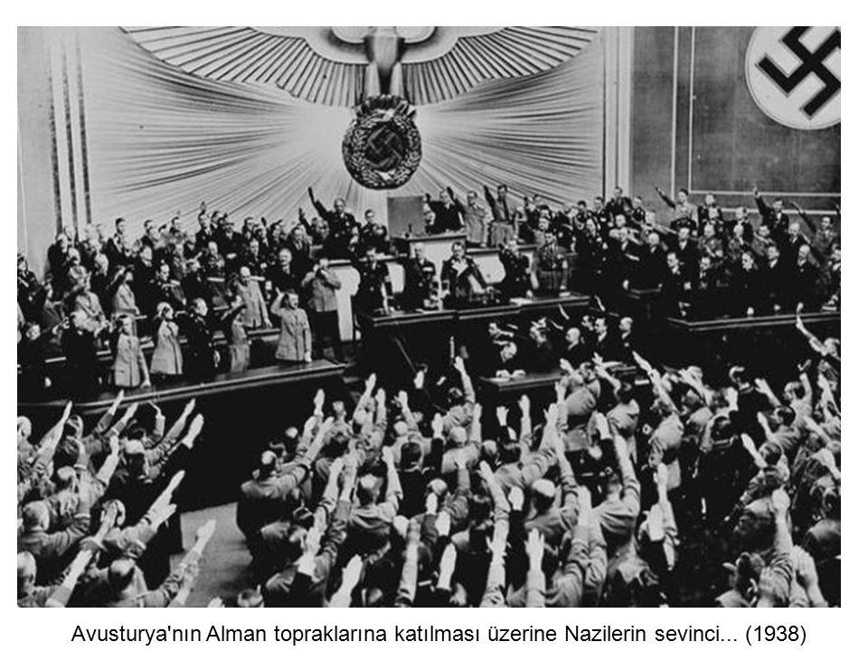 Yıl 1938... Hit'lerin özel korumaları.