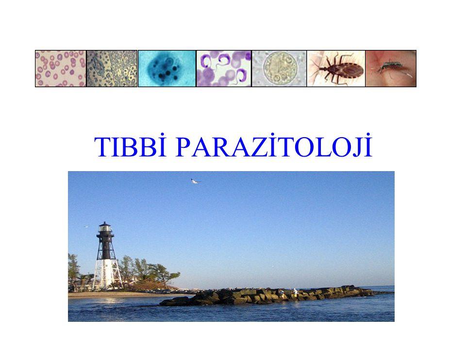 TIBBİ PARAZİTOLOJİ