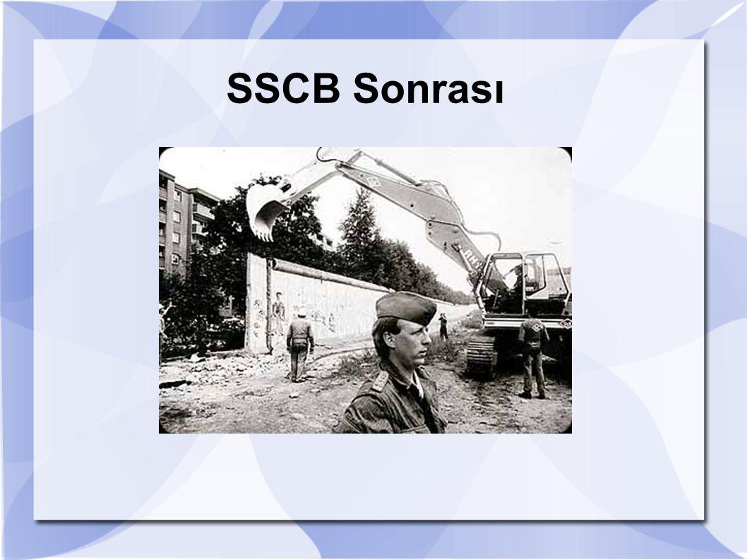 SSCB Sonrası