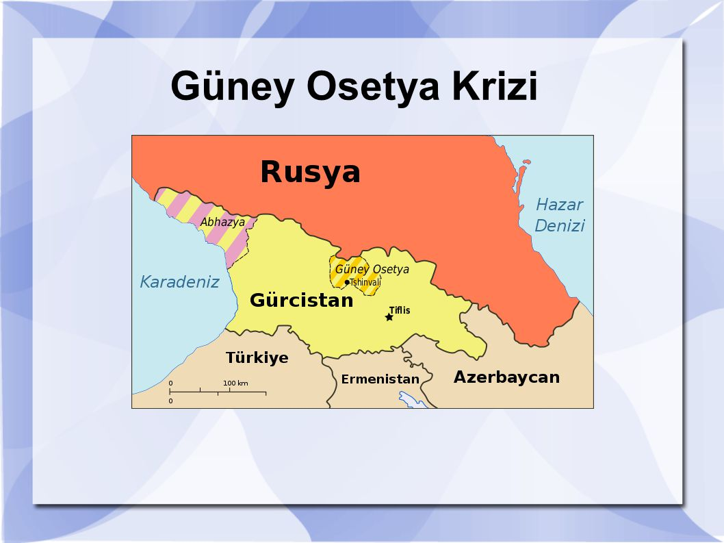 Güney Osetya Krizi