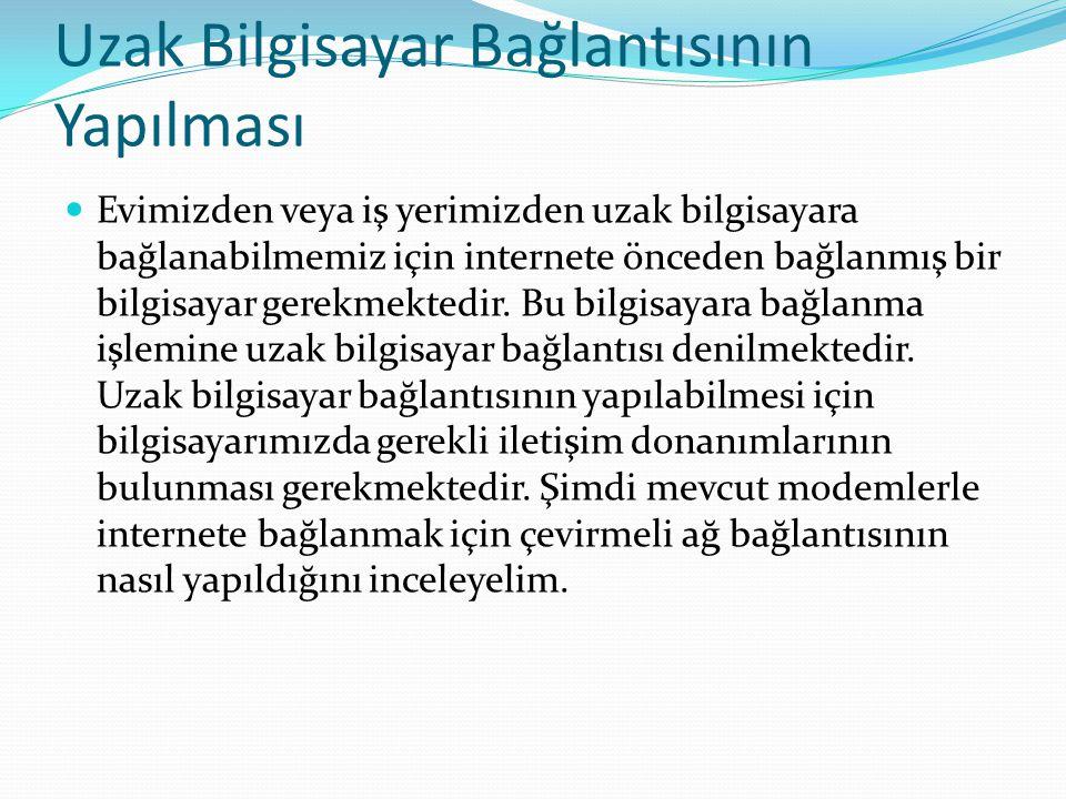 İNTERNET TARAYICISI PROGRAM PENCERESİ