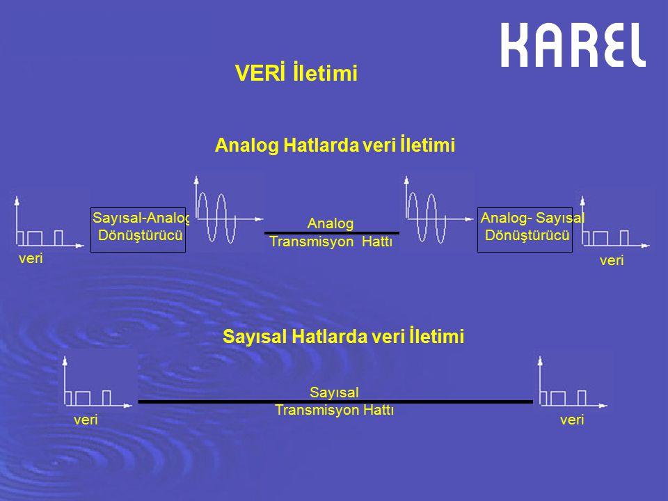Her ISDN BRI hat üzerinde 2 adet B ve 1 adet D kanalı bulunur: 2B+D : 2x64kbits/sn + 16kbits/sn = 144kbit/sn) B Kanalları (Haberleşme Kanalları) D Kanalı (İşaretleşme Kanalı) ISDN BRI Hat Özellikleri