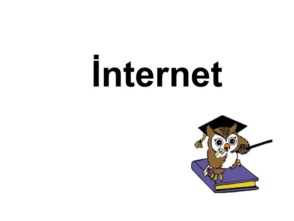 İnternet Servisleri: Gopher (2) Gopher, hiyerarşili menü sistemine dayanan bir bilgi bankasıdır.