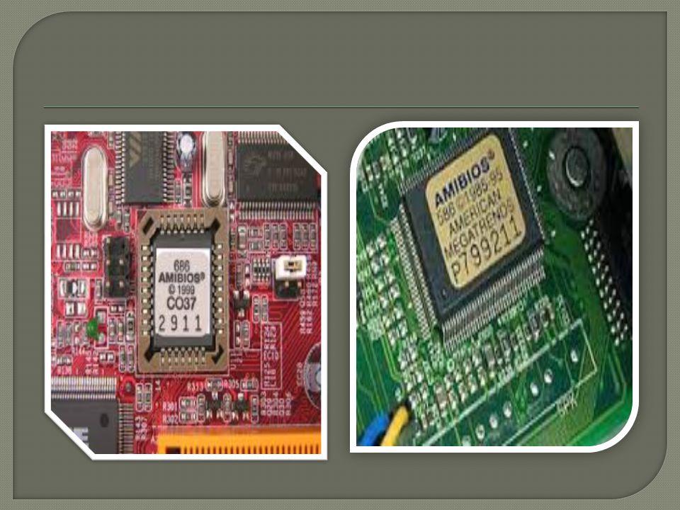  Bilgisayarın çalı ş ması için gereken temel i ş letim sistemine bios denmektedir.  Bilgisayarın açılı ş sırasında yapılması gereken tüm i ş lemleri