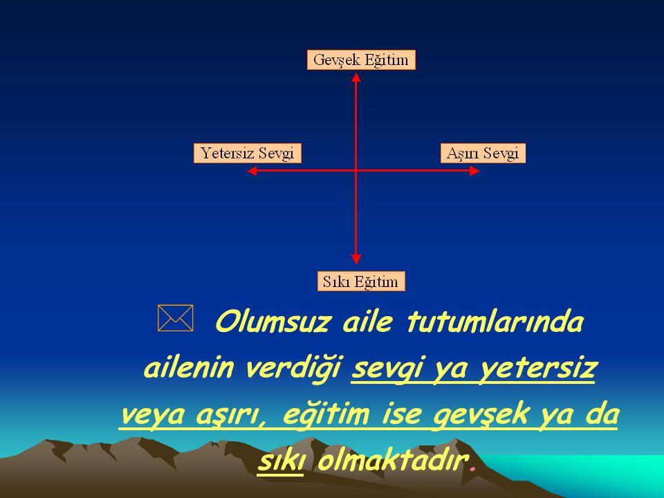 AŞIRI KORUYUCU AİLE