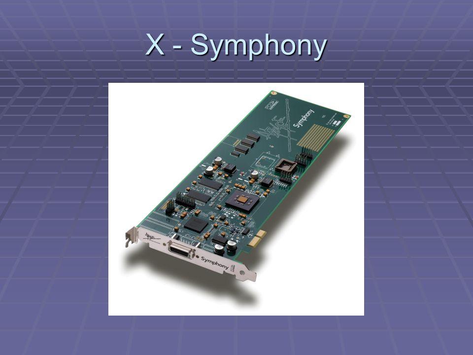 X - Symphony
