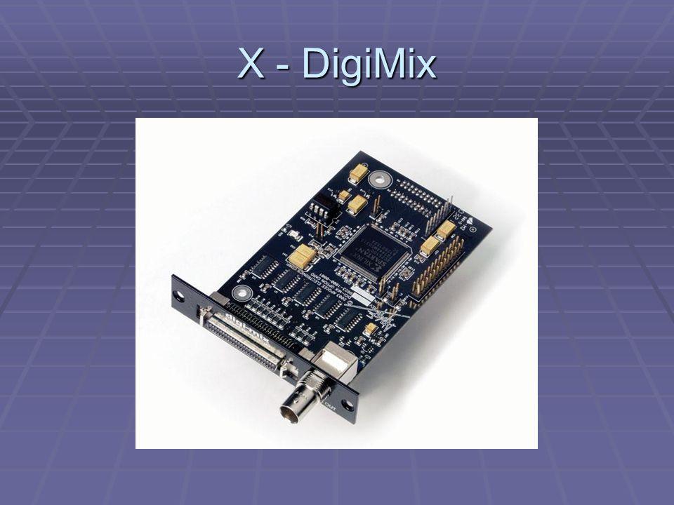 X - DigiMix