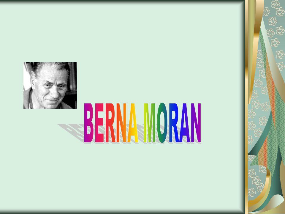 Türk edebiyatının en önemli eleştirmenlerinden biri; belki de birincisidir Berna Moran.