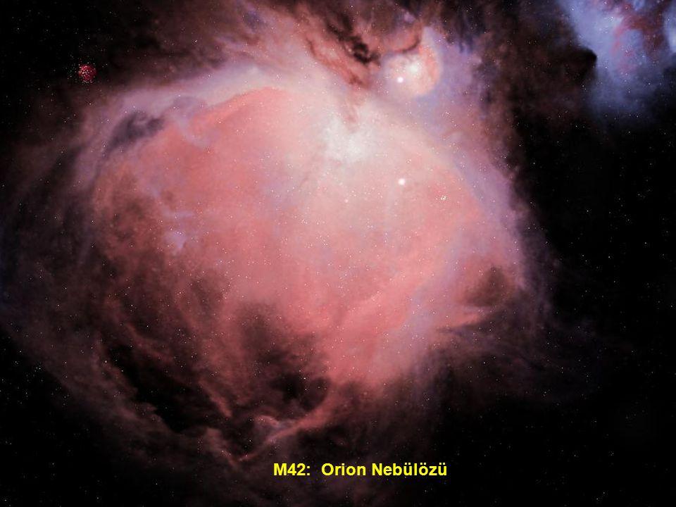 NGC 2237: Nébuleuse de la Pomme d'arrosoir
