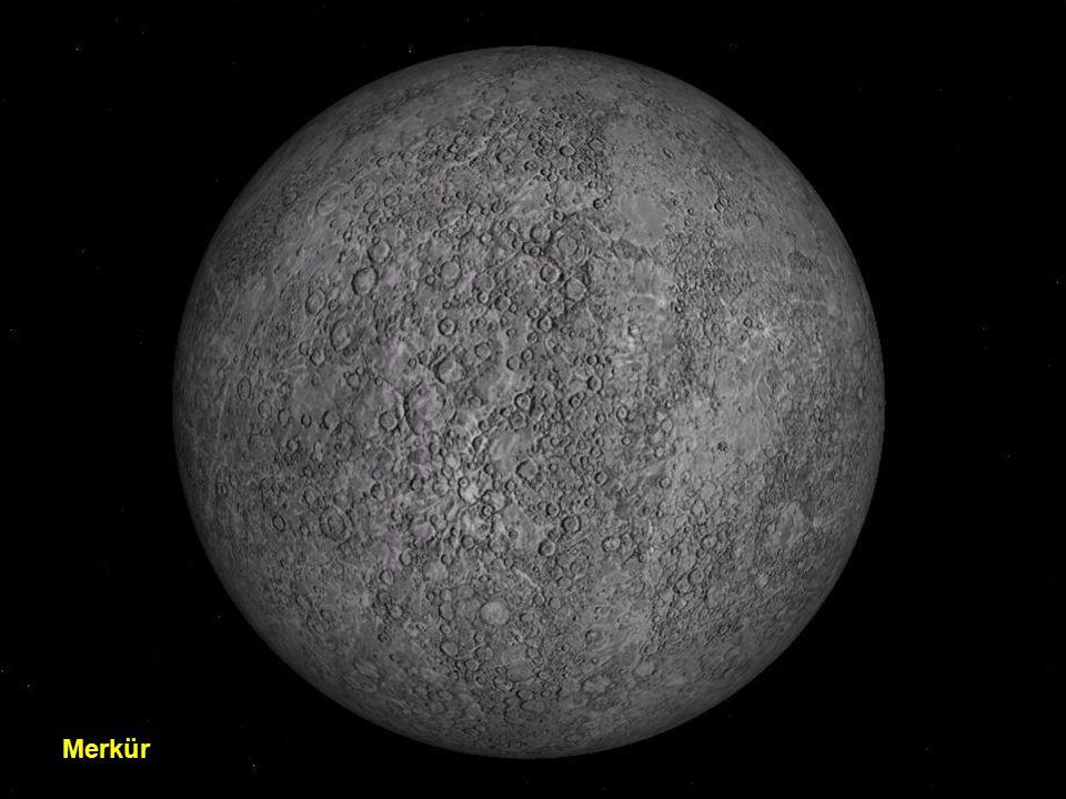 Venüs'ün bulutsuz hali