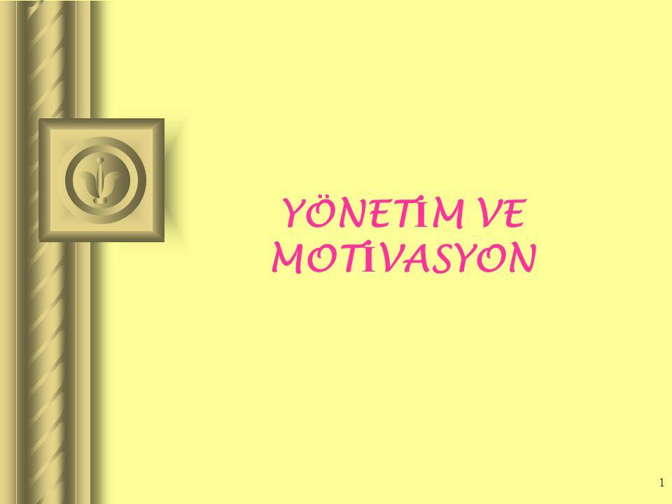 11 MOT İ VASYON Kendi içinde ikiye ayrılır. 1. Psikolojik Motivasyon 2. Ekonomik Motivasyon