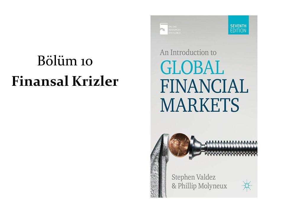 Bölüm 10 Finansal Krizler