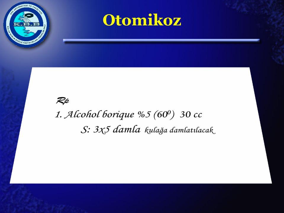Otomikoz