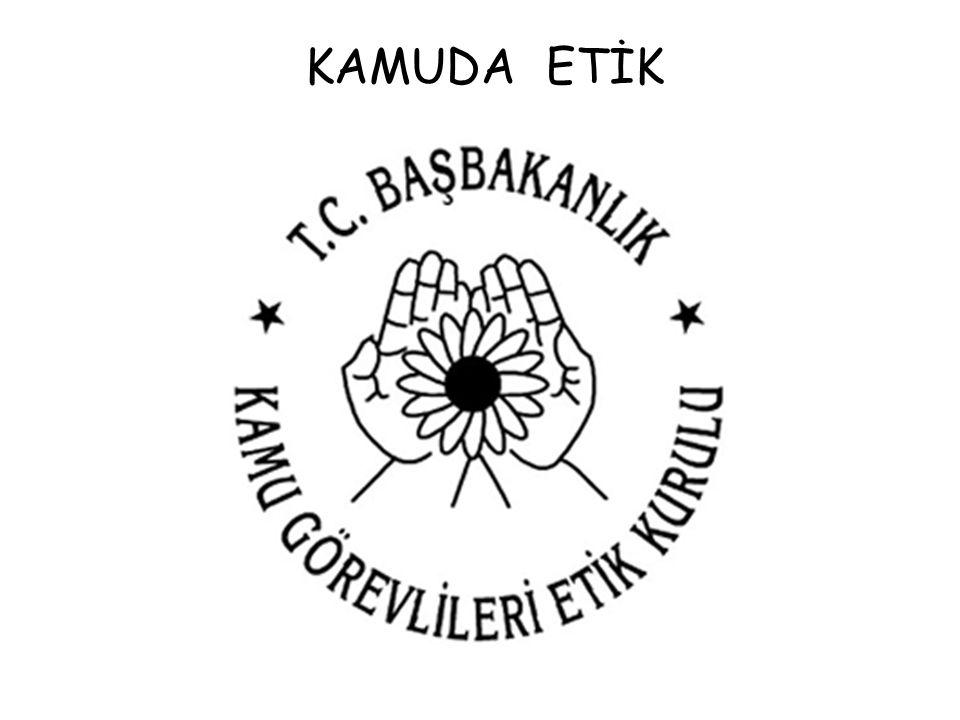 KAMUDA ETİK