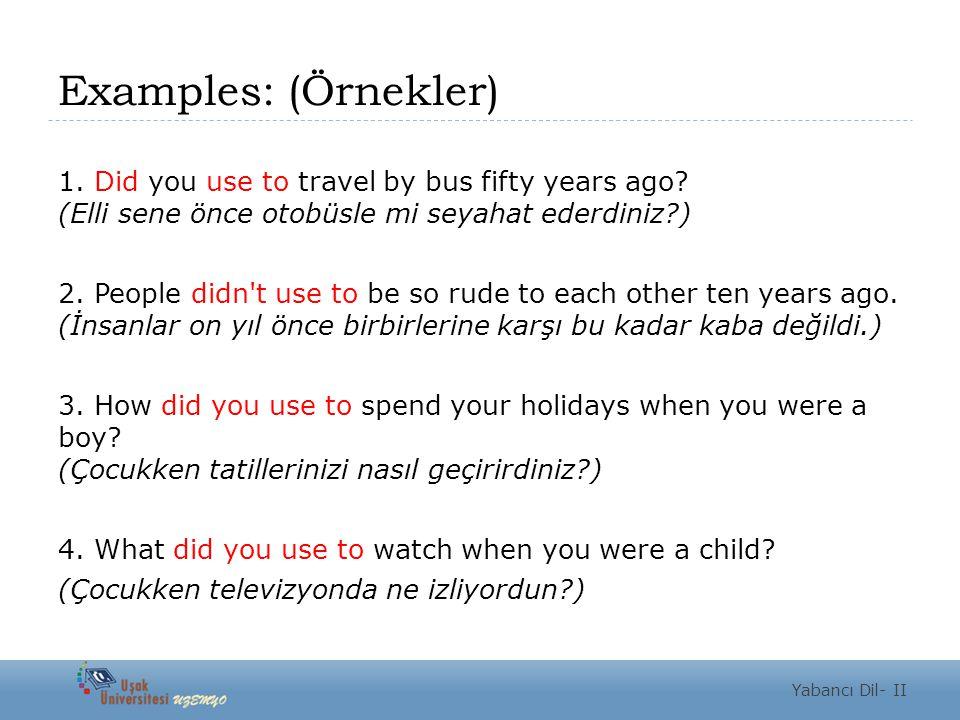 1.Kamil didn't _______ the problem. a) understand b)understood c)understanded 2.