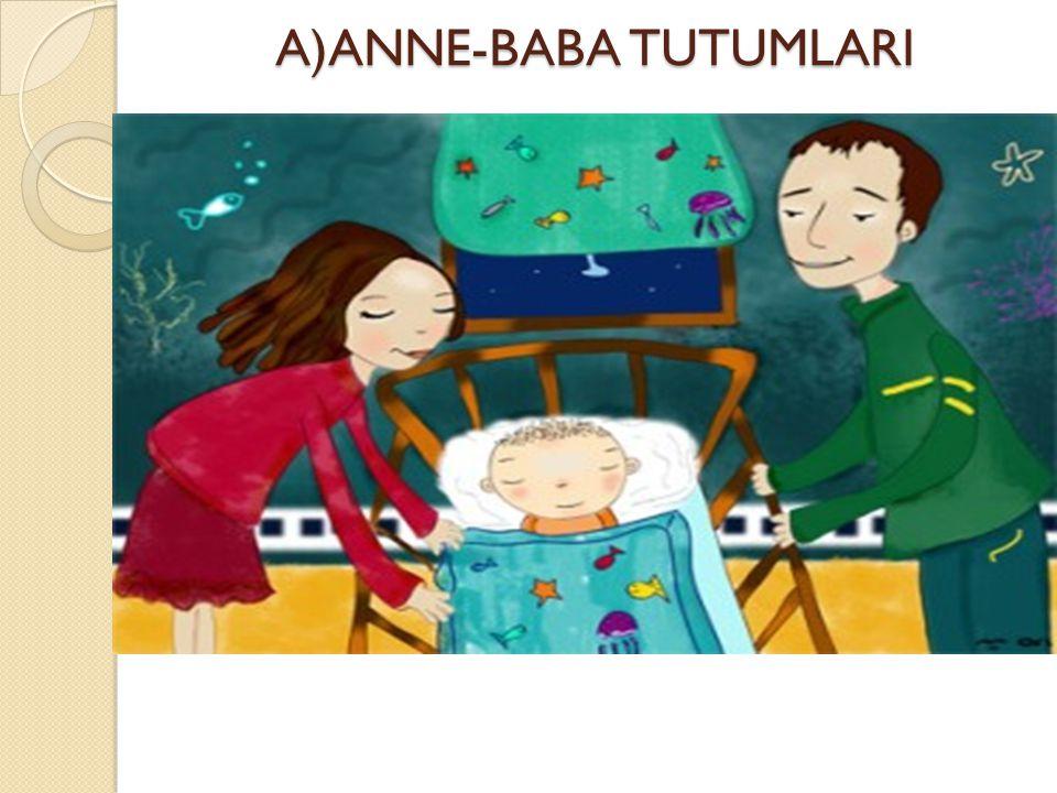 ETK İ L İ ANNE-BABA OLMAK Anne-baba tutumları Aile içi iletişim