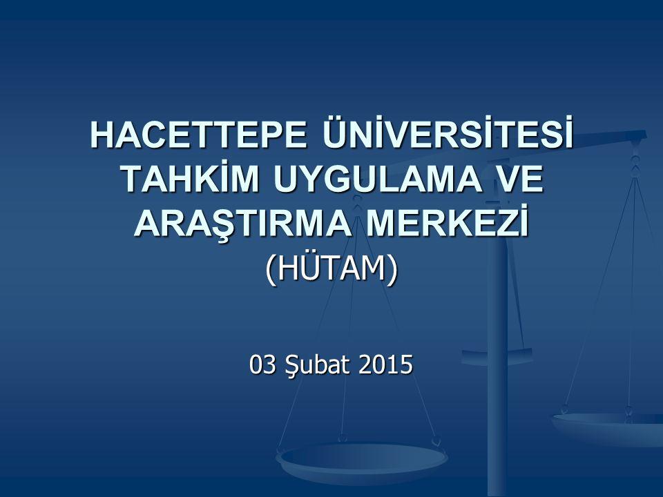 Arabuluculuk Eğitim Programları Hacettepe Üniversitesi tarafından düzenlenen Hukuk Uyuşmazlıklarında Arabuluculuk Eğitimi 3.