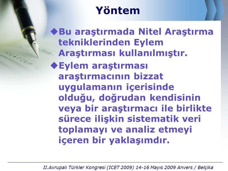 Sonuç ve Öneriler  Anadolu Üniversitesi Batı Avrupa'da yaşayan Türklere farklı öğrenme fırsatları tanıyan tek kurumdur.