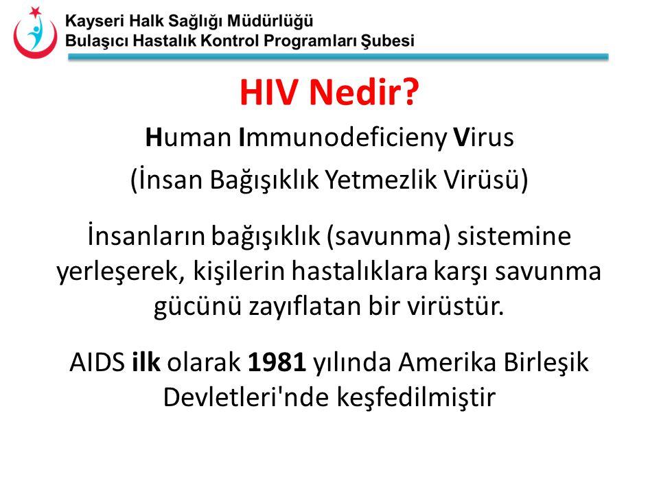 HIV'den Nasıl Korunuruz.