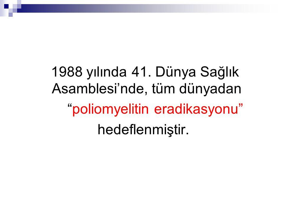 1988 yılında 41.