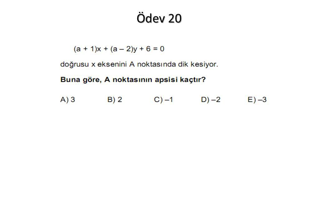 Ödev 20