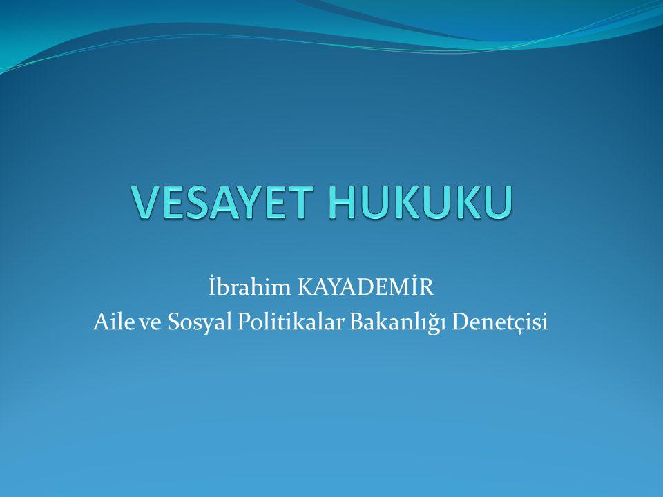 Örnek Bozma-Geri Çevirme –Red Kararları Yu10 Türk Medeni Kanununun 422.