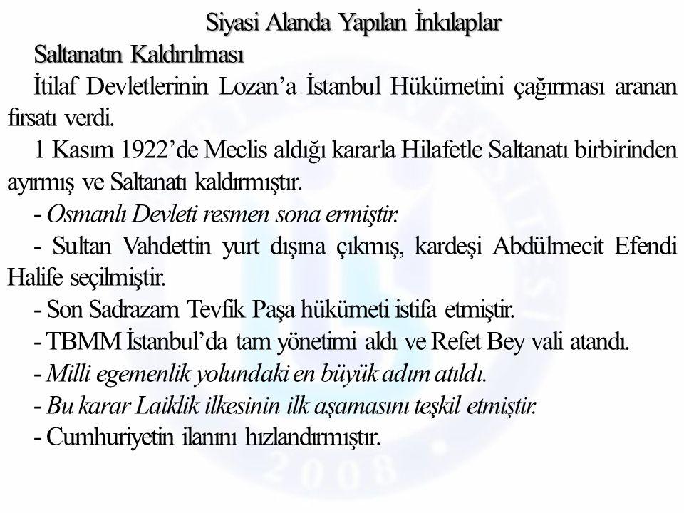 1931 yılında Türk Tarihi Tetkik Cemiyeti kurulmuş ve bu cemiyet 1935 te Türk Tarih Kurumu adını almıştır.