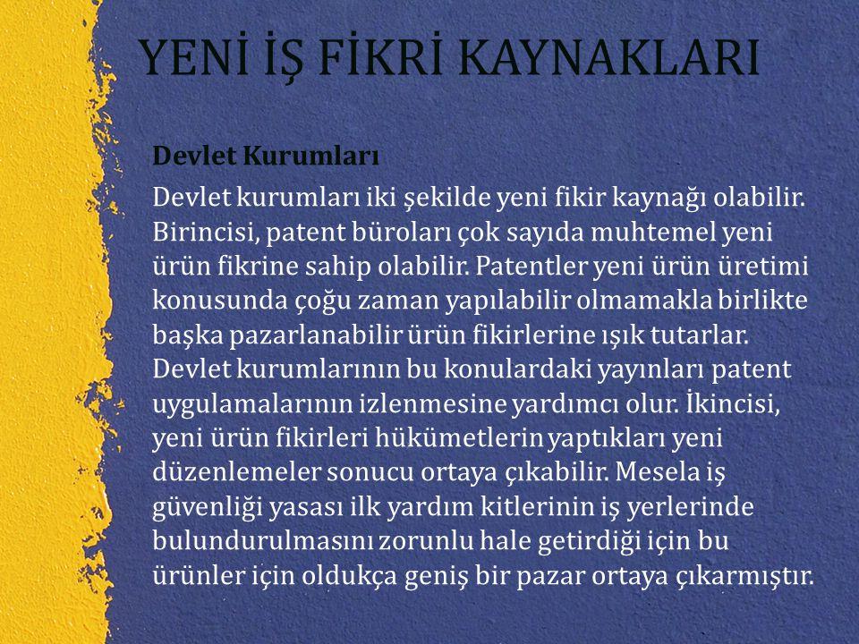 İŞ KURMA SÜRECİNİN TEMEL ADIMLARI 4.
