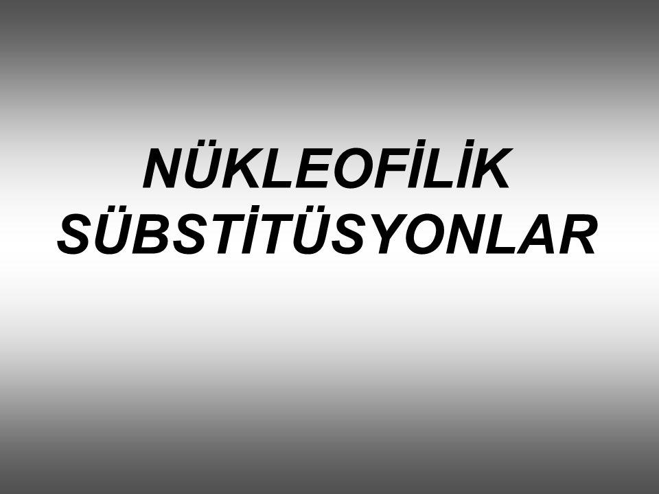 SN1 TEPKİMESİ