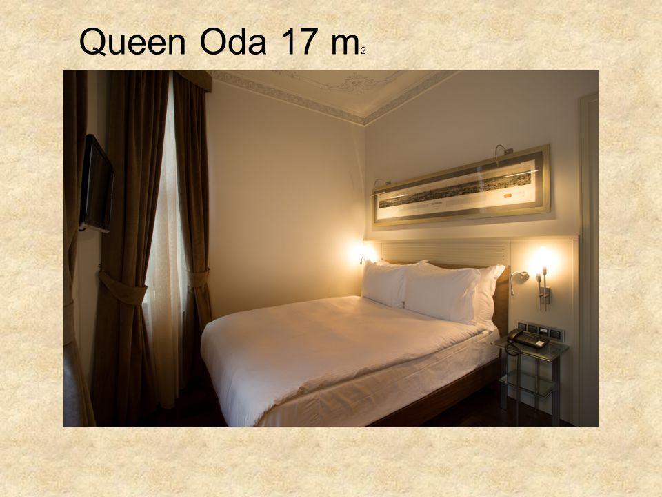 Queen Oda 17 m 2